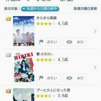 yahoo映画1位/ぴあ映画初日満足度ランキング4位!